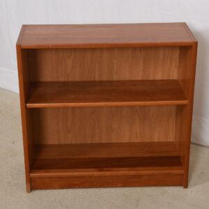 Compact Danish Modern Bookcase