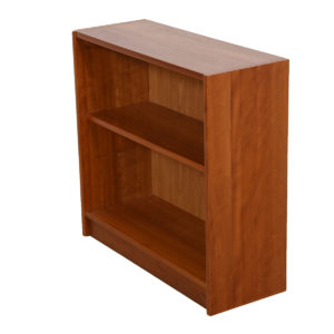 Pair of Compact Danish Modern Bookcases