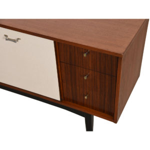 Apartment-Sized English Modern Sideboard / Bar Cabinet