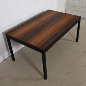 The 'Triple Play' Danish Modern Expanding Dining Table