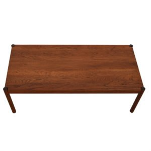 Reversible Top – Danish Modern Teak Coffee Table