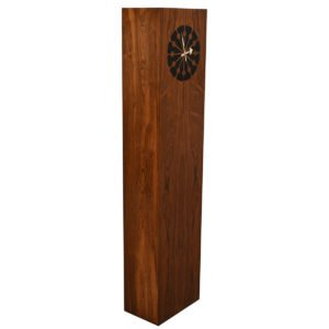 Rare Rosewood Grandfather Clock