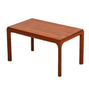 Askel Kjersgaard for Odder Mobelfabrik, Danish Modern Teak Accent Table