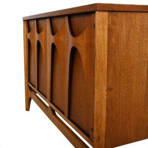 Mid Century Modern Broyhill Brasilia Small Server Cabinet