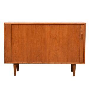 Mini-Credenza / Danish Modern Teak Cabinet