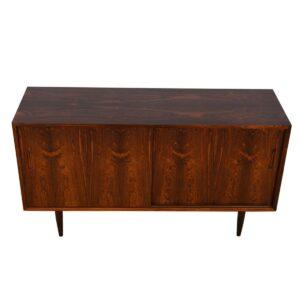 Danish Rosewood Sideboard / Media Cabinet