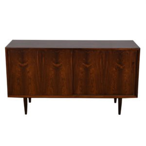 Danish Rosewood Sideboard / Media Cabinet