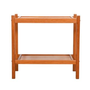 Petite Danish Teak Hallway / Console Table