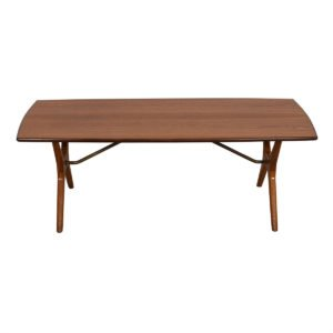 Dux Swedish Modern Coffee Table