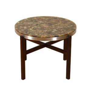 Round Decorator Accent Table