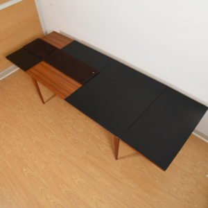 Table & Pads! — Danish Colossal Niels Møller Teak Expanding Dining Table