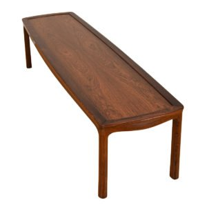 Dunbar Rosewood Cocktail Table