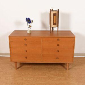 53″ Karl Anderssons Oak Dresser by Borge Mogensen