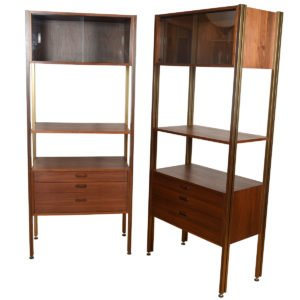 Two Free Standing Adjustable Wall Units (priced individually)