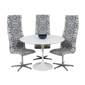 Eero Saarinen Knoll Tulip Dining Table
