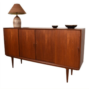 Danish Modern Teak Highboard / Room Divider